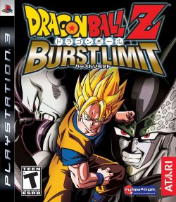 Rom juego Dragon Ball Z: Burst Limit