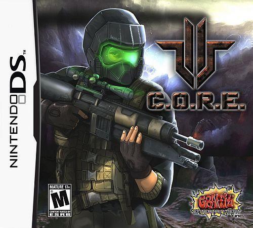 Rom juego C.O.R.E.