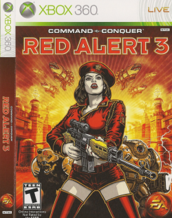 Rom juego Command & Conquer: Red Alert 3