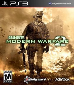 Rom juego Call of Duty: Modern Warfare 2
