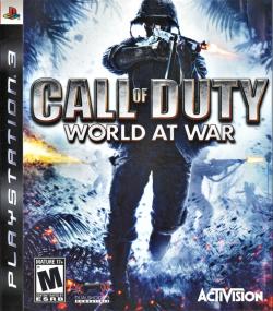 Rom juego Call of Duty: World at War