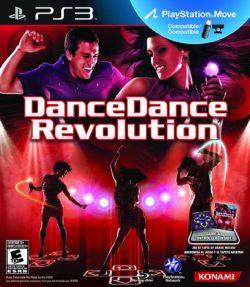 Rom juego DanceDanceRevolution
