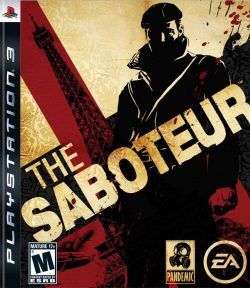 Rom juego The Saboteur