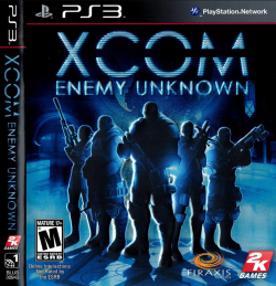 Rom juego Xcom: Enemy Unknown