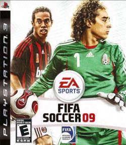 Rom juego FIFA Soccer 09