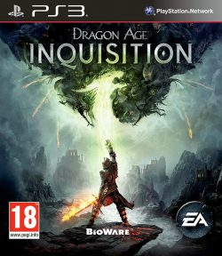 Rom juego Dragon Age: Inquisition