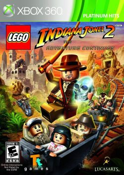 Rom juego Lego Indiana Jones 2: The Adventure Continues