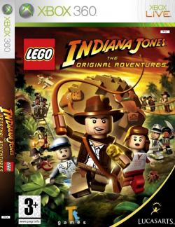Rom juego Lego Indiana Jones: The Original Adventures