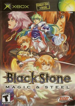 Rom juego Black Stone: Magic & Steel