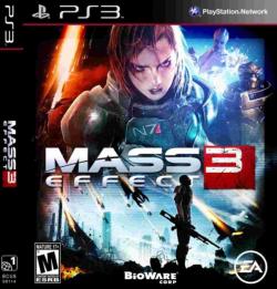 Rom juego Mass Effect 3
