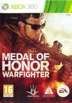 Rom juego Medal of Honor: Warfighter