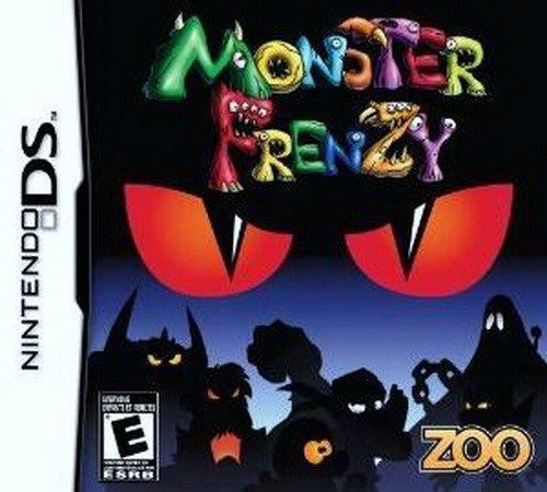 Rom juego Monster Frenzy