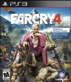 Rom juego Far Cry 4