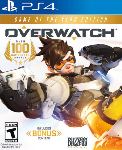 Rom juego Overwatch