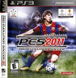 Rom juego Pro Evolution Soccer 2011
