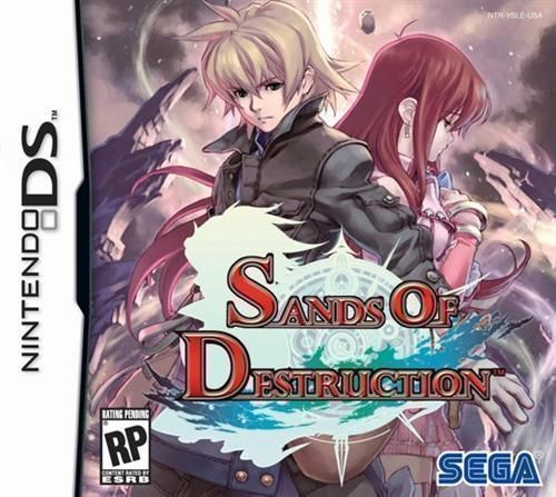 Rom juego Sands Of Destruction