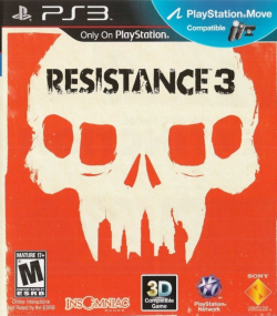 Rom juego Resistance 3