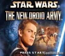 Rom juego Star Wars - The New Droid Army