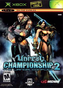Rom juego Unreal Championship 2: The Liandri Conflict
