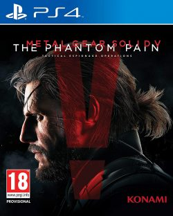 Rom juego Metal Gear Solid V: The Phantom Pain