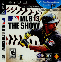 Rom juego MLB 13: The Show