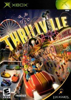 Rom juego Thrillville