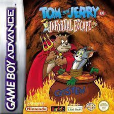 Rom juego Tom And Jerry - Infurnal Escape