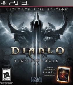 Rom juego Diablo III: Reaper of Souls – Ultimate Evil Edition