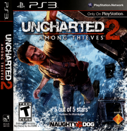 Rom juego Uncharted 2: Among Thieves