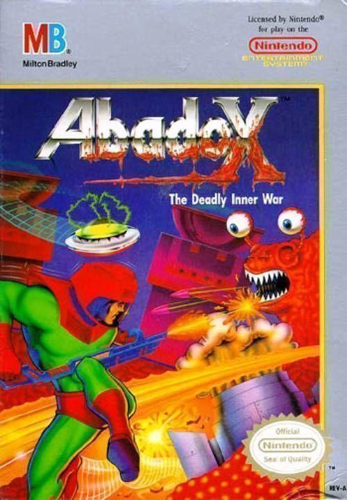 Rom juego Abadox