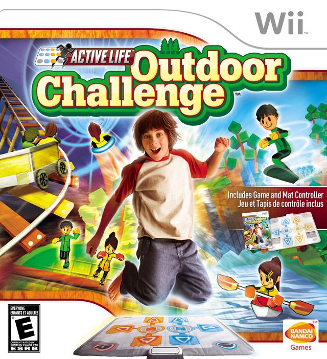 Rom juego Active Life - Outdoor Challenge