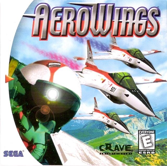Rom juego AeroWings