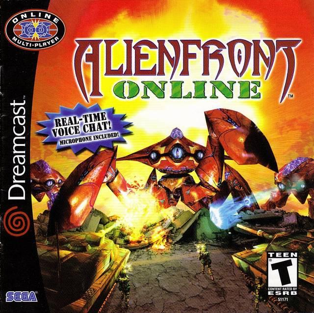 Rom juego Alienfront Online