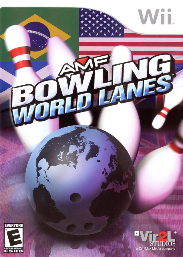 Rom juego AMF Bowling World Lanes