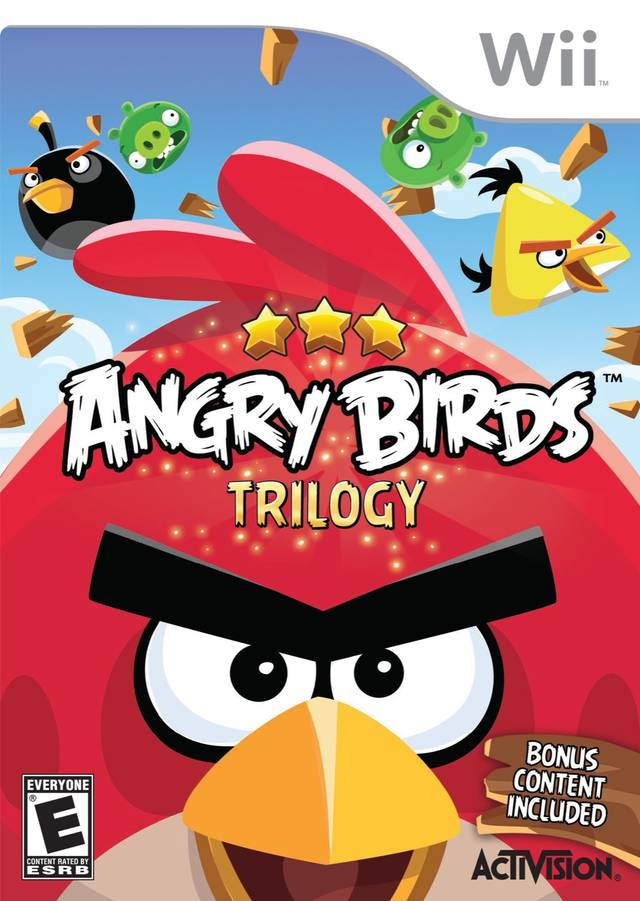Rom juego Angry Birds Trilogy