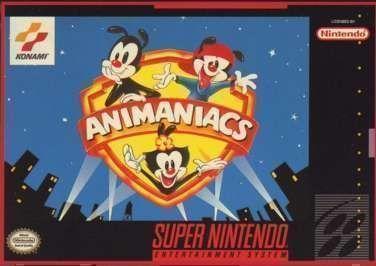 Rom juego Animaniacs