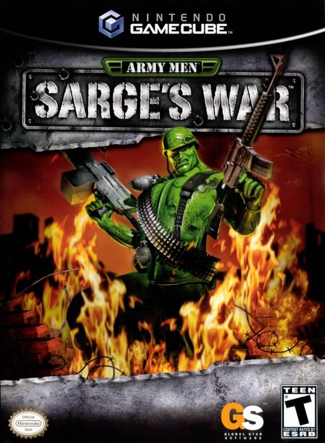 Rom juego Army Men Sarge's War