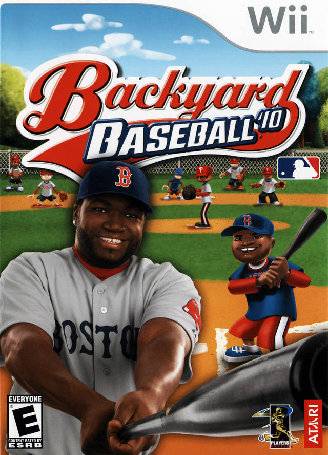 Rom juego Backyard Baseball '10
