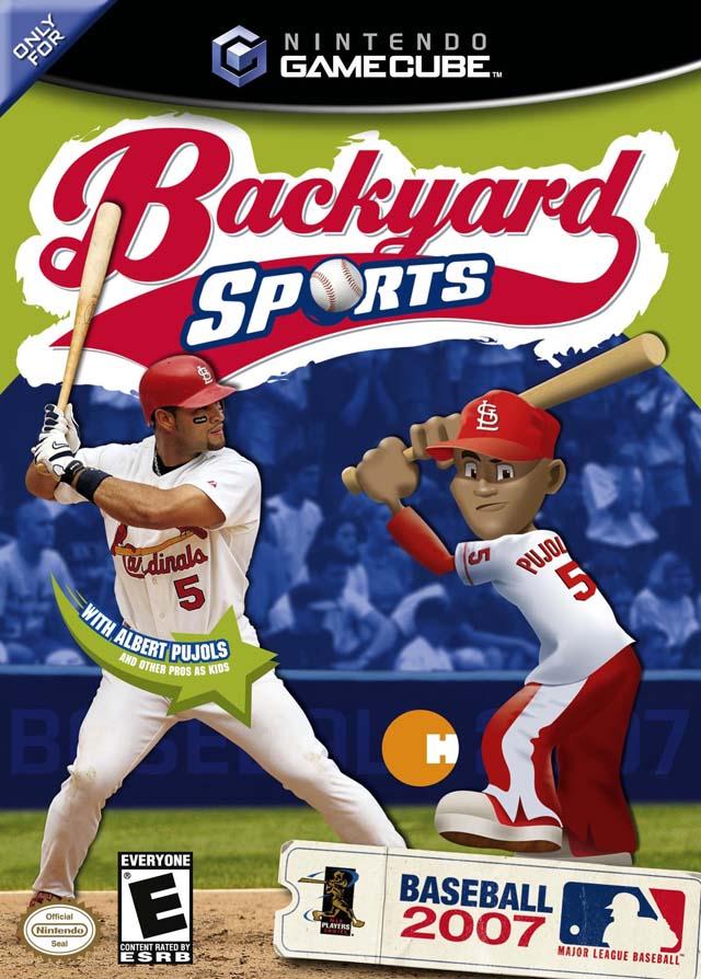 Rom juego Backyard Sports Baseball 2007