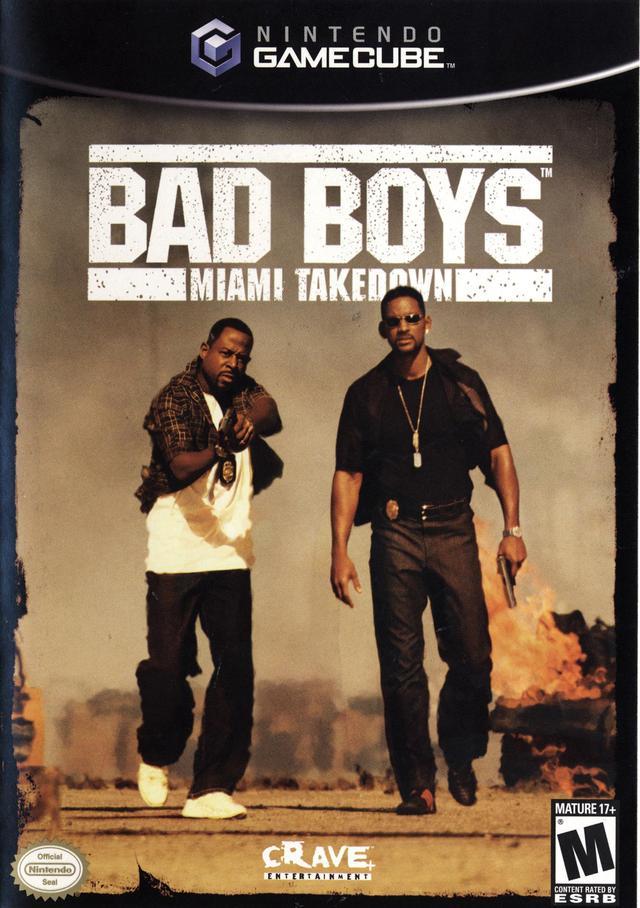 Rom juego Bad Boys Miami Takedown