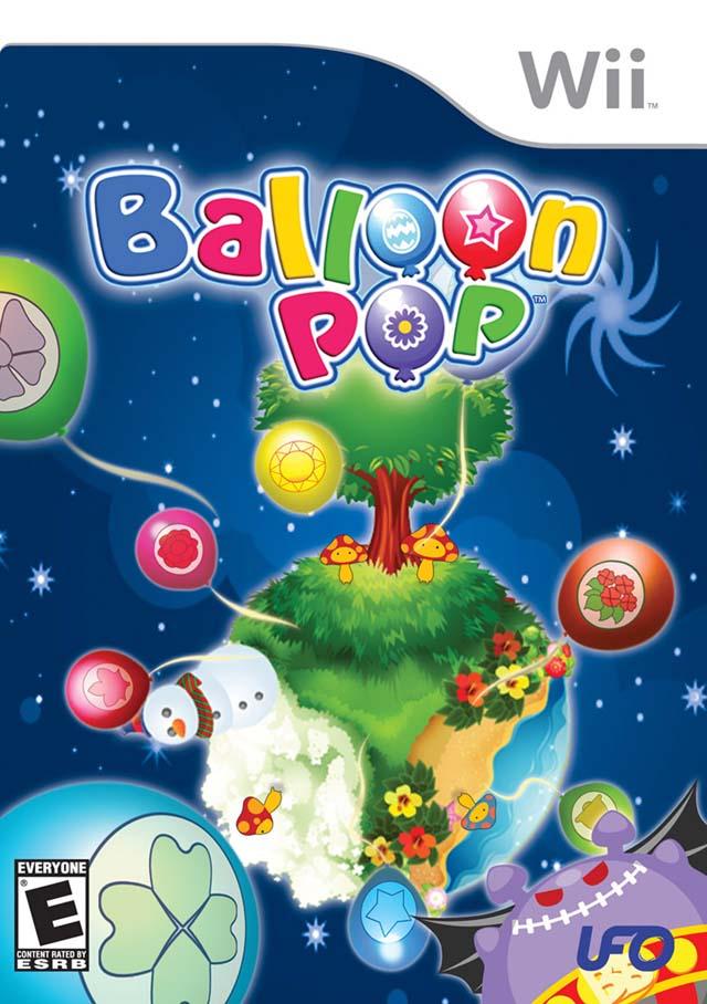 Rom juego Ballon Pop