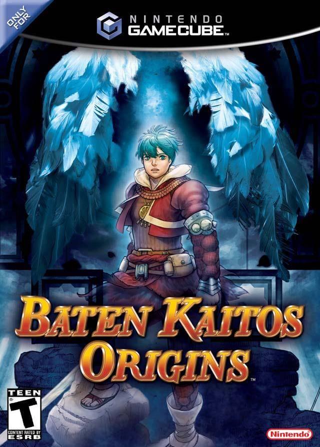 Rom juego Baten Kaitos Origins  - Disc #1