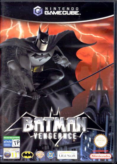Rom juego Batman Vengeance