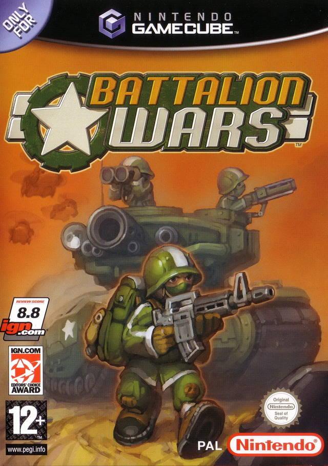 Rom juego Battalion Wars