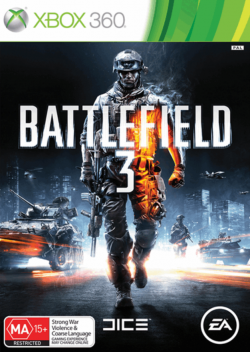 Rom juego Battlefield 3