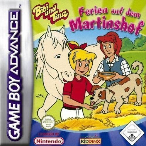 Rom juego Bibi Und Tina - Ferien Auf Dem Martinshof
