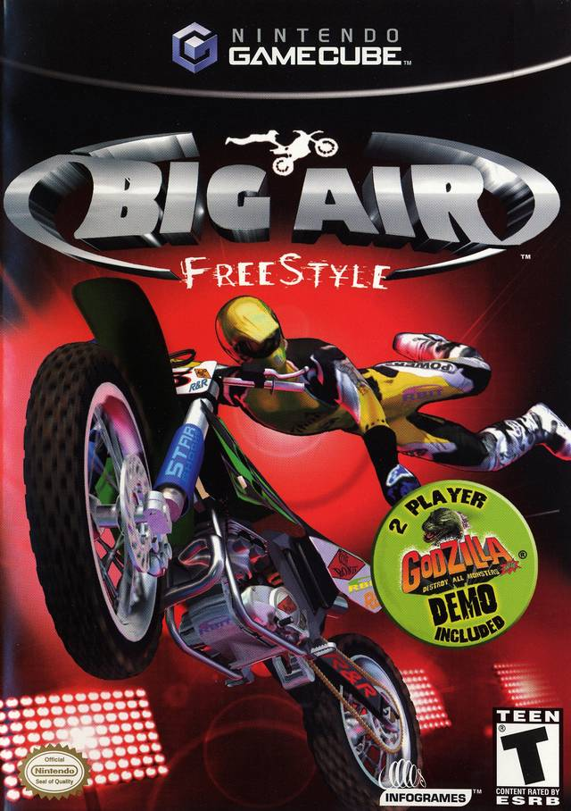 Rom juego Big Air Freestyle