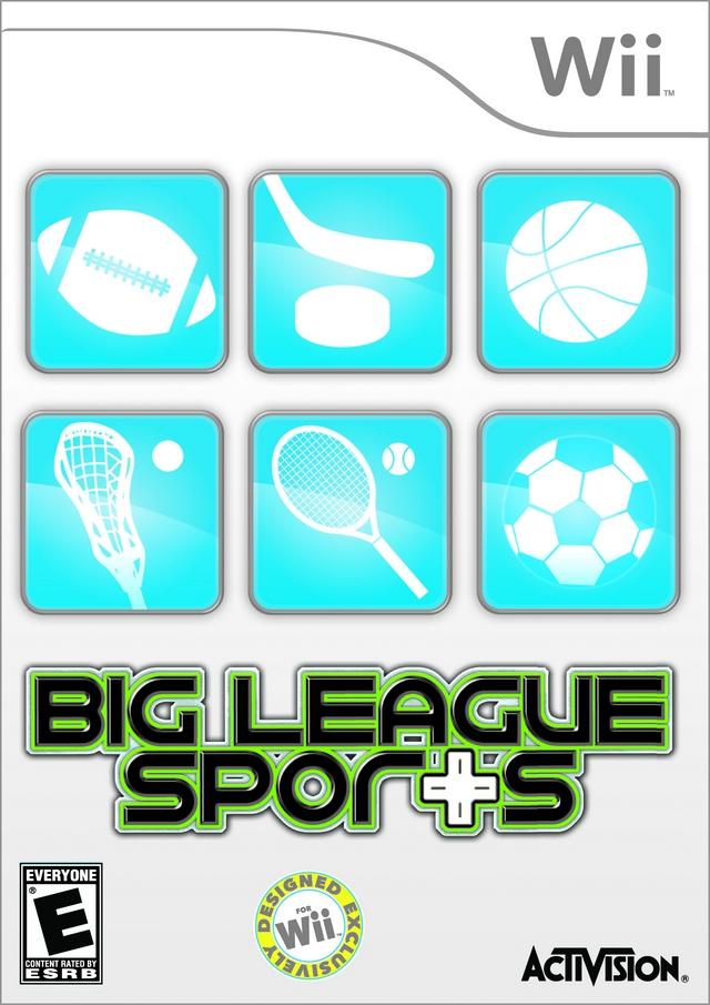 Rom juego Big League Sports