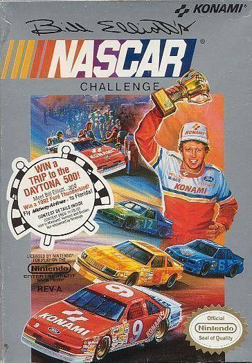 Rom juego Bill Elliott's NASCAR Challenge
