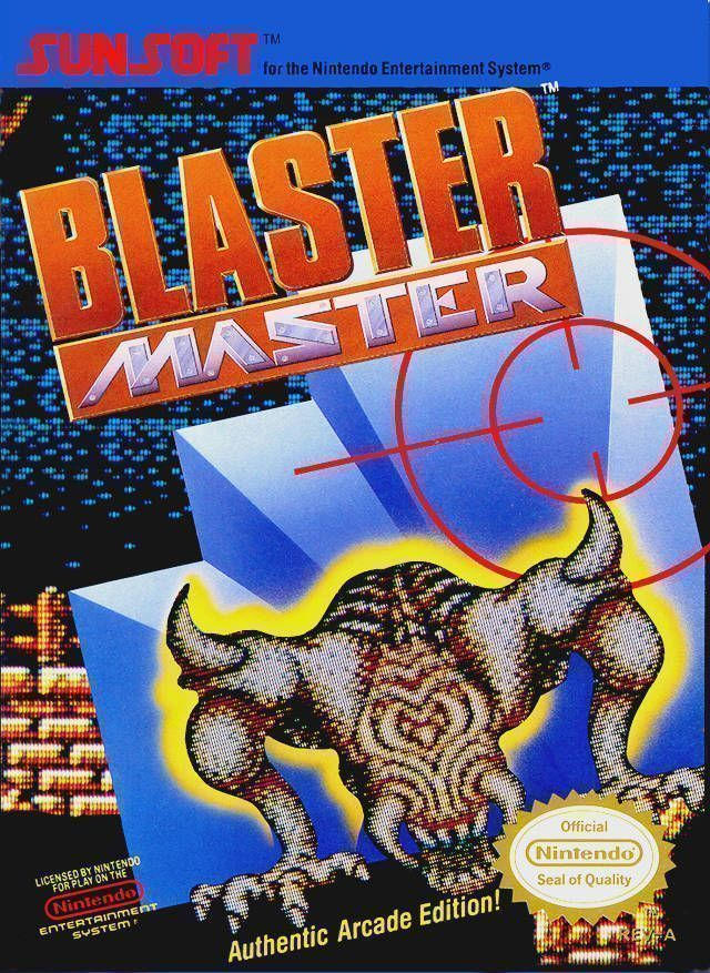 Rom juego Basterd Master